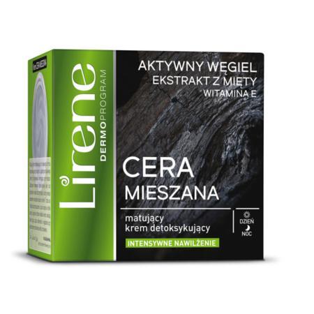 Nawilżający krem detoksykujący marki Lirene - zdjęcie nr 1 - Bangla