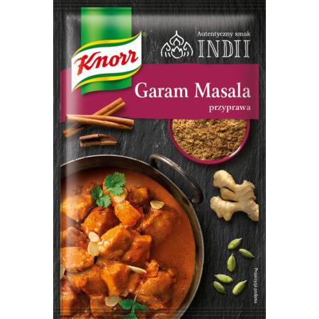 Przyprawa Garam Masala – smak Indii marki Knorr - zdjęcie nr 1 - Bangla