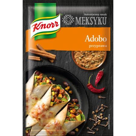 Przyprawa Adobo – smak Meksyku marki Knorr - zdjęcie nr 1 - Bangla