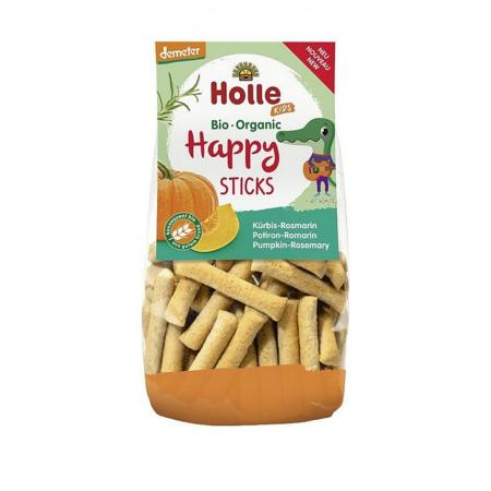 Happy Sticks - Wesołe Paluszki z dynią i rozmarynem BIO marki Holle baby food GmbH - zdjęcie nr 1 - Bangla