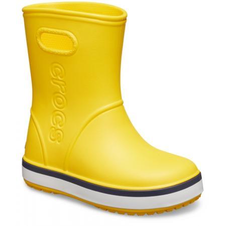 Kalosze Kids' Crocband Rain Boot marki Crocs - zdjęcie nr 1 - Bangla