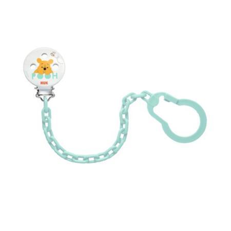 Łańcuszek do smoczka uspokajającego NUK Disney Kubuś marki Nuk - zdjęcie nr 1 - Bangla