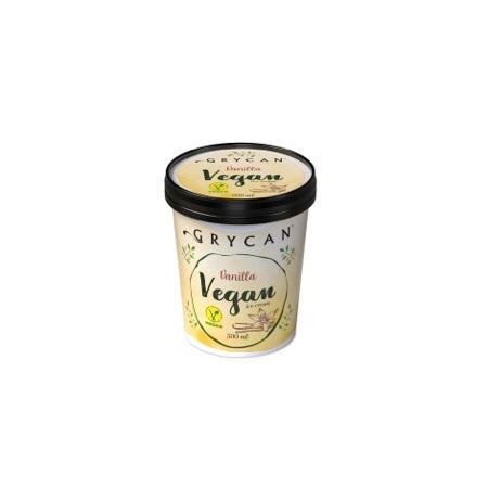 Wegańskie lody waniliowe marki Grycan - zdjęcie nr 1 - Bangla
