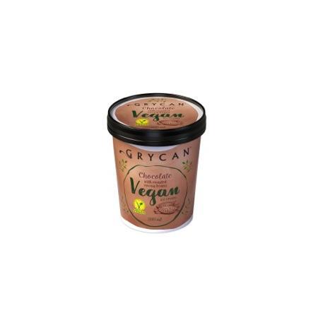 Wegańskie lody czekoladowe marki Grycan - zdjęcie nr 1 - Bangla