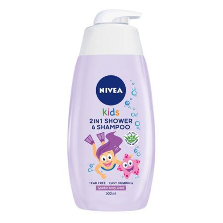Żel do mycia ciała i włosów o zapachu owocowych żelków marki Nivea - zdjęcie nr 1 - Bangla