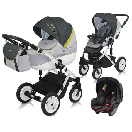 Wózek 3 w 1 Starlet marki Milu Kids - zdjęcie nr 1 - Bangla
