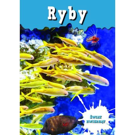 Encyklopedia świat zwierzat RYBY marki Wydawnictwo MD Monika Duda - zdjęcie nr 1 - Bangla