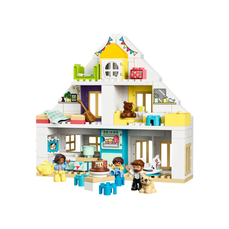Wielofunkcyjny domek (10929) marki LEGO DUPLO - zdjęcie nr 1 - Bangla