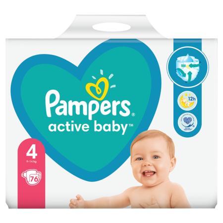 Pieluchy Pampers Active Baby marki Pampers - zdjęcie nr 1 - Bangla