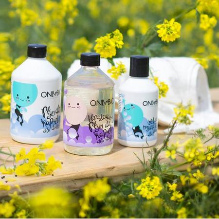Bangla - Zdjęcie nr 1 linii produktów OnlyBio Kosmetyki Hipoalergiczne dla dzieci