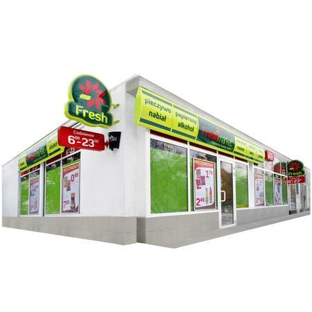 Bangla - Zdjęcie nr 1 sklepu Żabka-Freshmarket - Freshmarket - sieć sklepów spożywczych