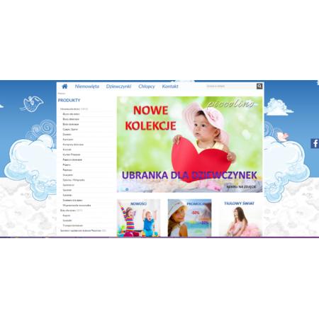Bangla - Zdjęcie nr 1 sklepu Piccolino - Sklep internetowy z ubrankami i obuwiem dla dzieci