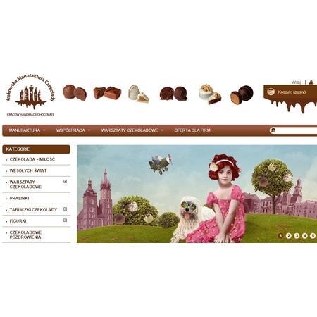 Bangla - Zdjęcie nr 1 sklepu Krakowska Manufaktura Czekolady - Sieć sklepów, pijalnia czekolady