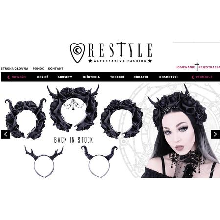 Bangla - Zdjęcie nr 1 sklepu Restyle - Sklep internetowy z odzieżą alternatywną