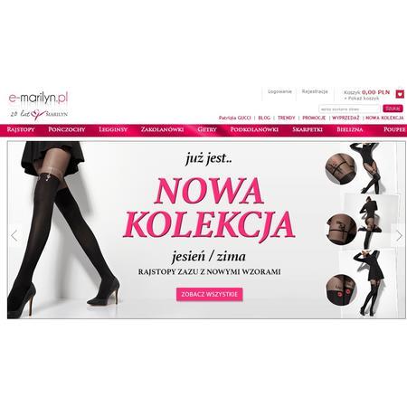 Bangla - Zdjęcie nr 1 sklepu e-marilyn.pl - Sklep internetowy z wyrobami pończoszniczymi