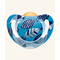Lateksowy smoczek uspokajający NUK Genius Color, smoczek lateksowy marki Nuk - zdjęcie nr 1 - Bangla