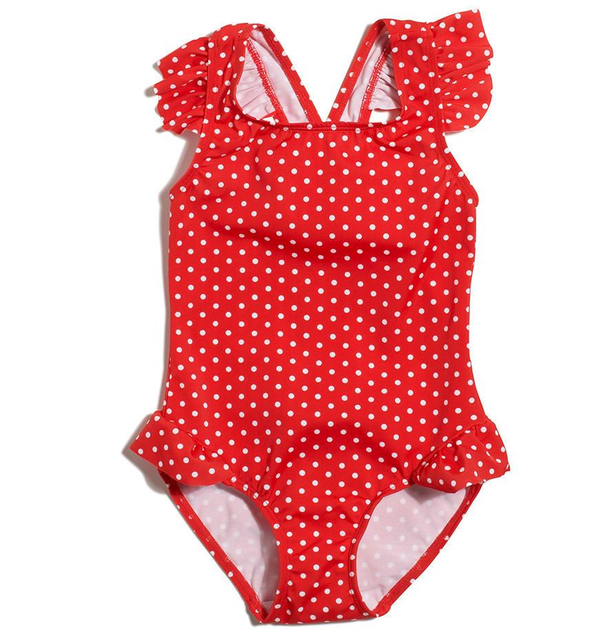 594b8d610de894 Stroje kąpielowe dla niemowląt i młodszych dzieci - różne wzory, KappAhl -  Opinie, Testy, Cena | Bangla