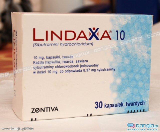 таблетки для похудения линдакса 15