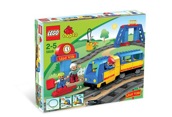 Duplo Lego Ville Pociąg 5608 Lego Opinie Testy Cena Bangla