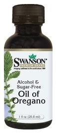 Oil of Oregano, krople (Swanson)