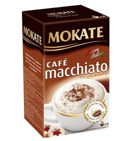 mokate sapore italiano caffe macchiato cafe latte cafe mocca primo gusto opinie. Black Bedroom Furniture Sets. Home Design Ideas