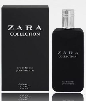 zara collection eau de toilette pour homme opinie. Black Bedroom Furniture Sets. Home Design Ideas
