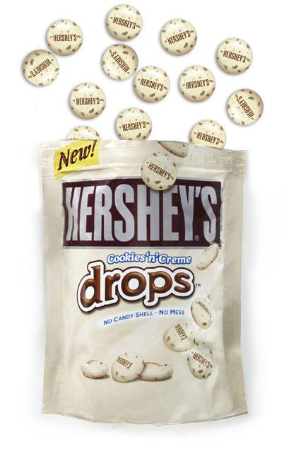 Hershey's Drops Cookies'n'Creme opinie - bangla.pl