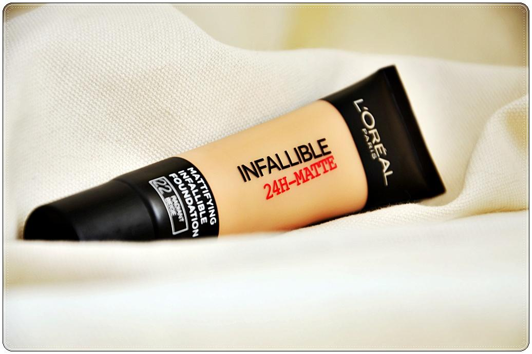 Infallible 24H-Matte Foundation