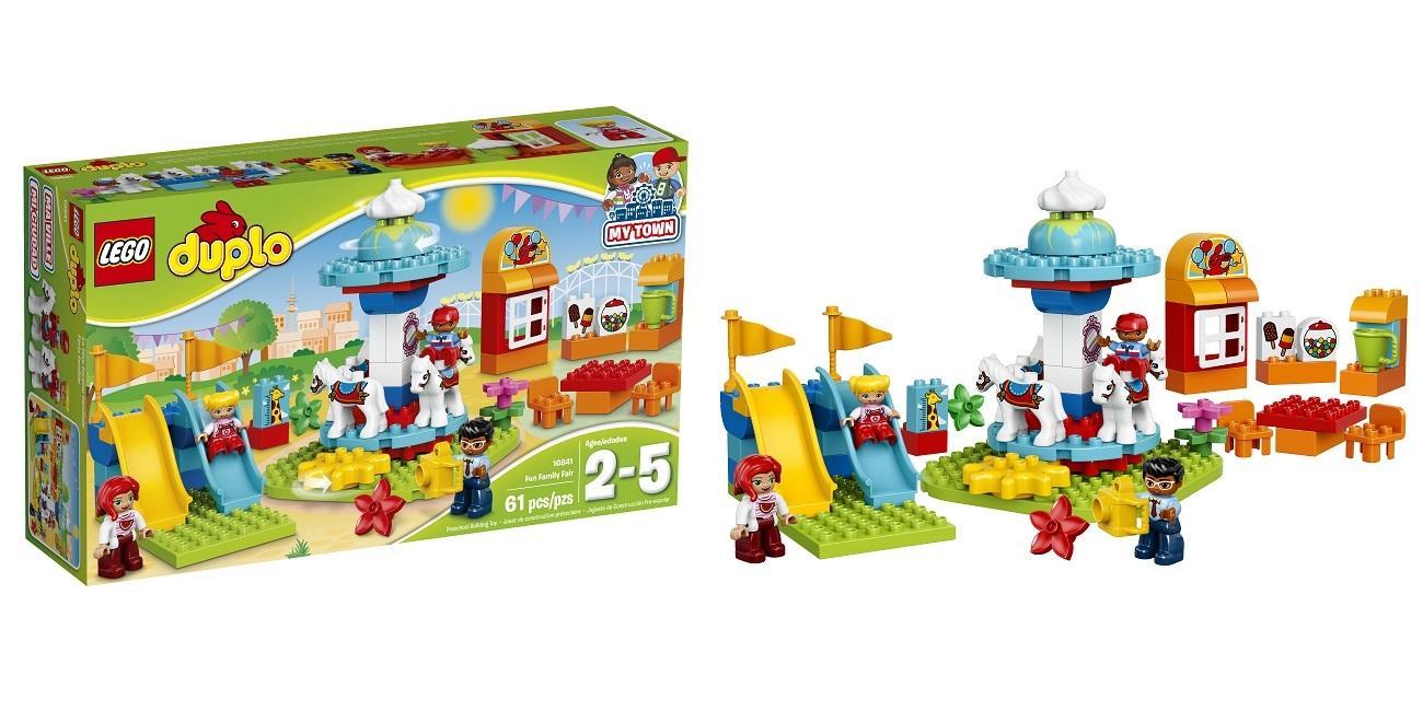 Lego Duplo Wesołe Miasteczko 10841 Lego Opinie Testy Cena