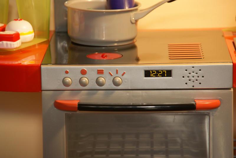 Zdjęcia Smoby Kuchnia CHEFTRONIC mini Tefal, 24244 (11 14   -> Kuchnia Tefal Cheftronic