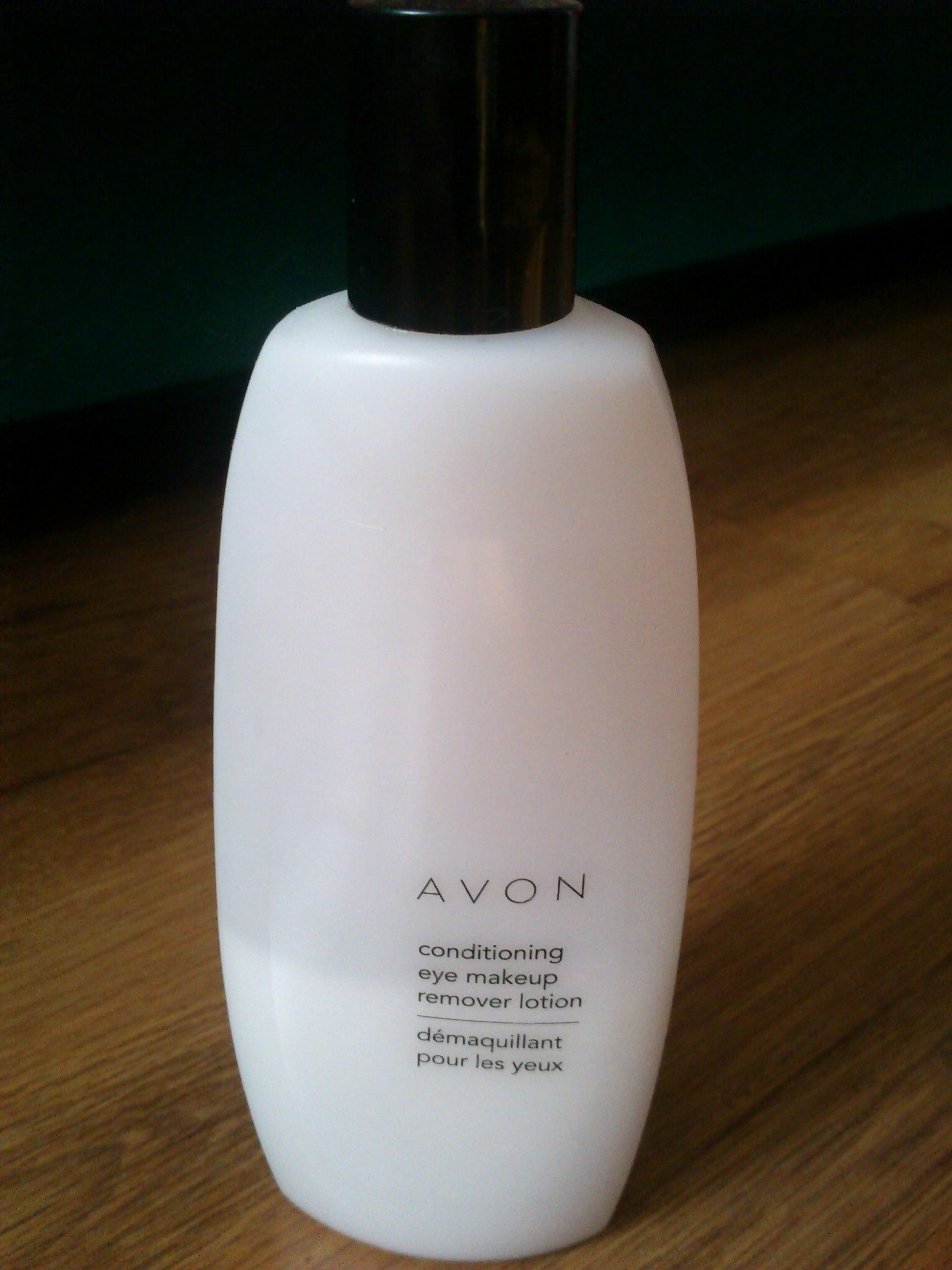 Avon Conditioning Eye Makeup Remover Lotion Beauty By Miss L Of